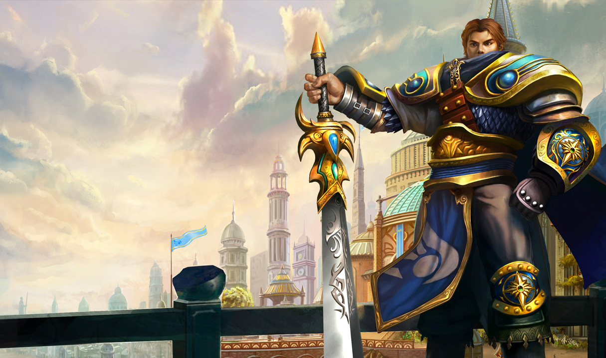 Garen Build League Of Legends Season